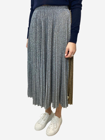 Gold & Silver Philosophy Skirts, 10