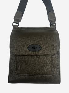 Mulberry Dark green Anthony small cross-body bag