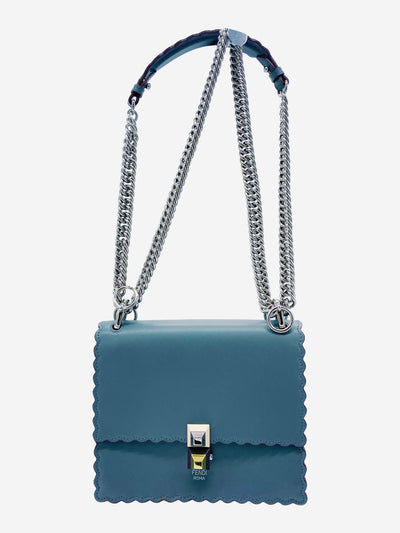 Blue Fendi Handbags