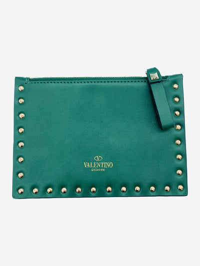 Green Valentino Wallet
