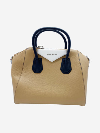 Beige Givenchy Top handle