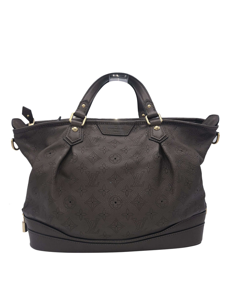 Louis Vuitton Brown Mahina Stellar PM Poudre AR2101