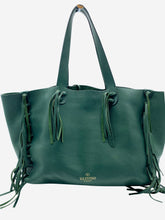 Load image into Gallery viewer, Green Valentino Tote