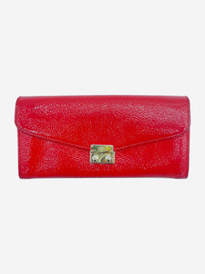 Mulberry Red Mulberry Purse