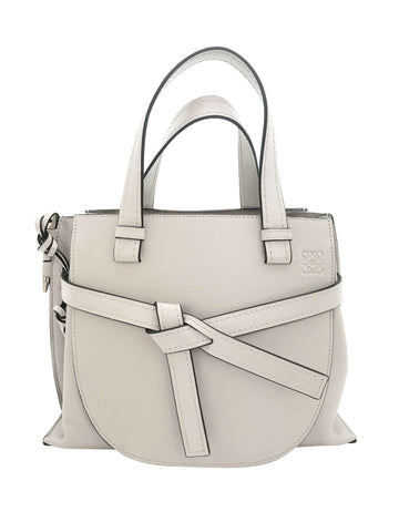 Loewe Light Grey Gate Handbag RRP £1810