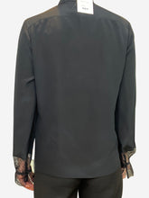 Load image into Gallery viewer, Black Roberto Cavalli Blouse, 10