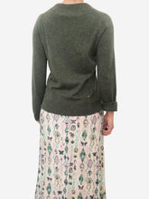 Load image into Gallery viewer, green Zadig & Voltaire sweater, s