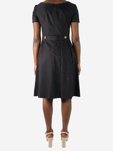 Zumi snakeskin crossbody bucket bag