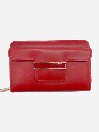 Burgundy Vanessa Seward Wallet
