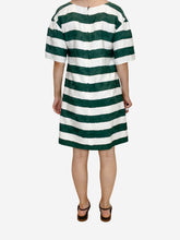 Load image into Gallery viewer, Green & White Dolce & Gabbana Dresses, 10