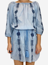Load image into Gallery viewer, Blue Pampelone Dresses, M