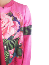 Load image into Gallery viewer, Mary Katrantzou Nature Printed Cape Size 10 RRP £1552 - Sign of the Times