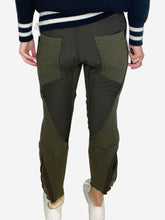 Load image into Gallery viewer, Khaki jogging bottoms - size XS