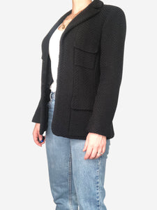 Chanel Black  Chanel Jacket, 12