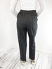 Fendi Brown Tweed Drawstring Trousers Size 10 RRP £850