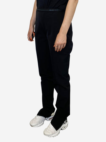 Black Prada Trousers, 10