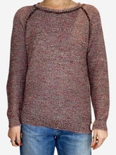 Load image into Gallery viewer, Pink and burgundy Isabel Marant Sweater, 10