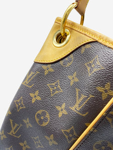 Louis Vuitton Galleria GM monogram canvas large shoulder bag