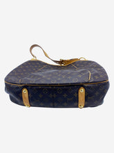 Load image into Gallery viewer, Galleria GM monogram canvas large shoulder bag