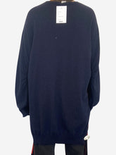 Load image into Gallery viewer, Navy Stella McCartney Sweater, 12