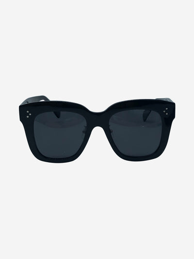 Black large sunglasses