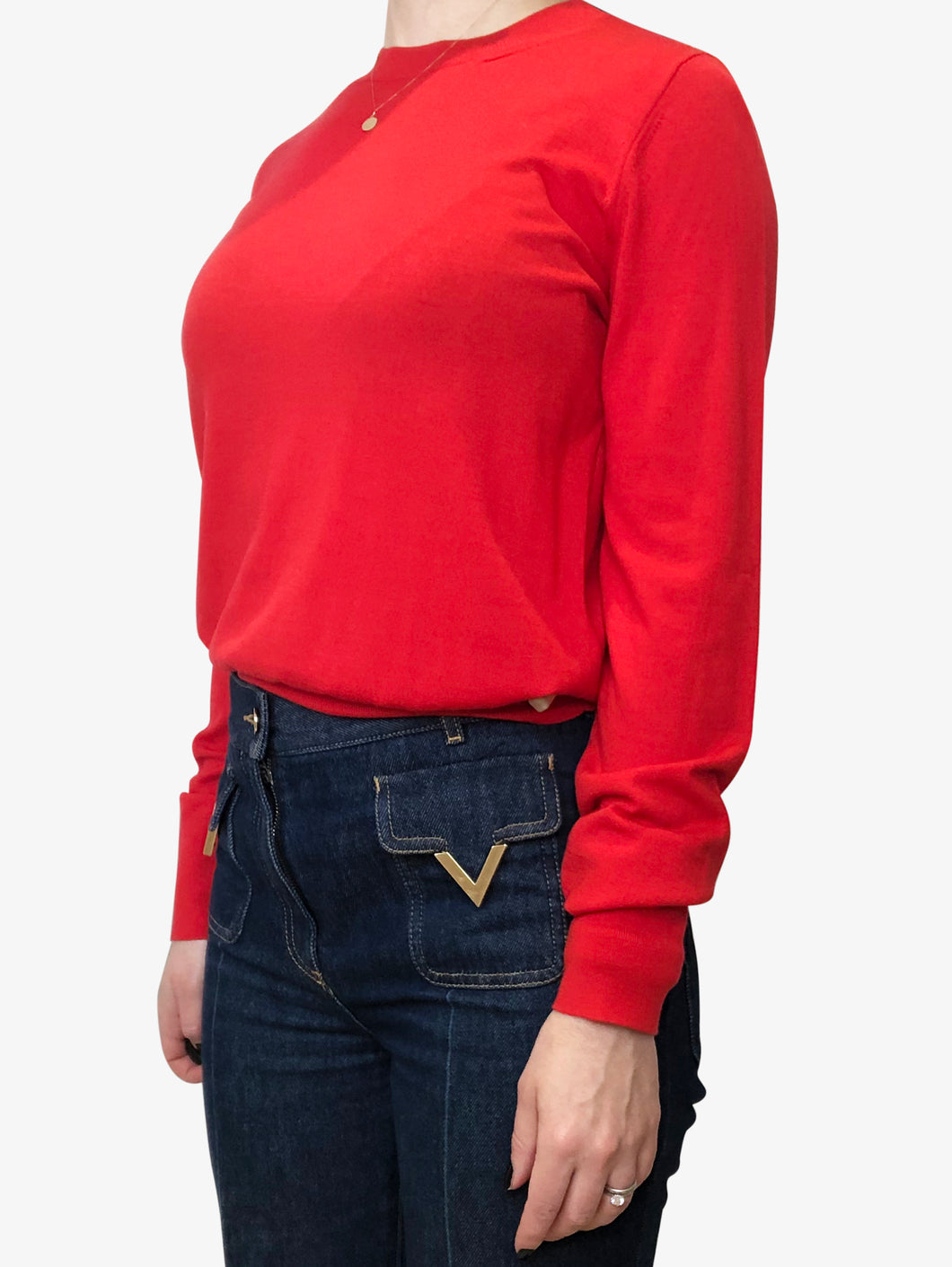 Red The Row Sweaters, S