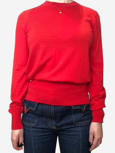 The Row Red The Row Sweaters, S