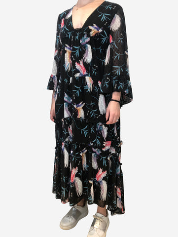 Black & multi Borgo de nor Dresses, 8