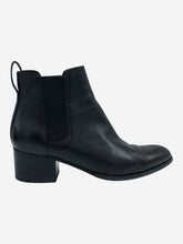 Load image into Gallery viewer, Black Chelsea ankle boots - size 39.5