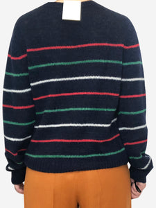 Isabel Marant Etoile Navy, green and red Isabel Marant Etoile Sweaters, 14