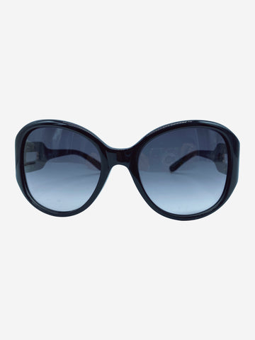 Black CL2193 oversized sunglasses