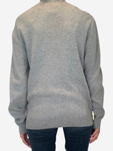 Load image into Gallery viewer, Grey Ralph Lauren Cardigan, M