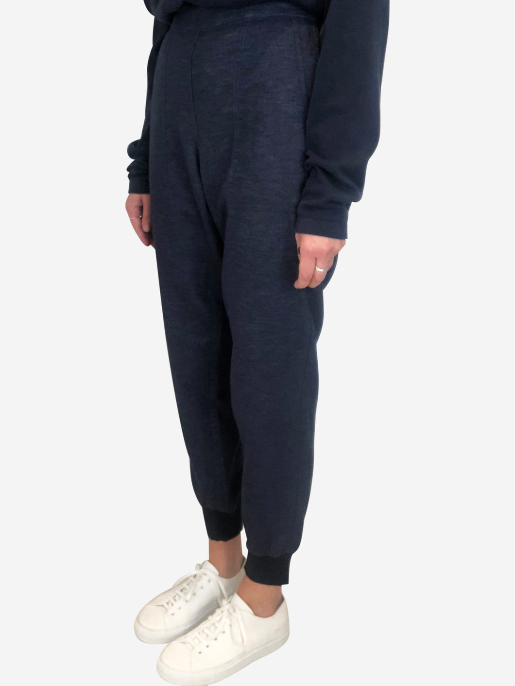 Navy Vince Trousers, M