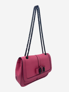 Christian Louboutin Pink Sweet Charity shoulder bag