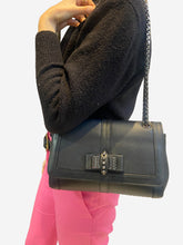 Load image into Gallery viewer, Sweet Charity black shoulder bag