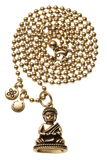 Kette Buddha - Ball Chain
