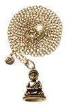 Kette Buddha - Cable Chain