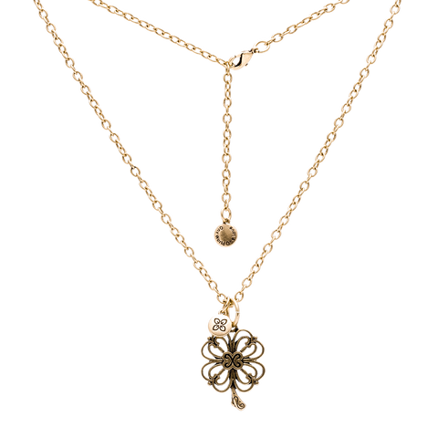 Kette Magic Flower - Cable Chain
