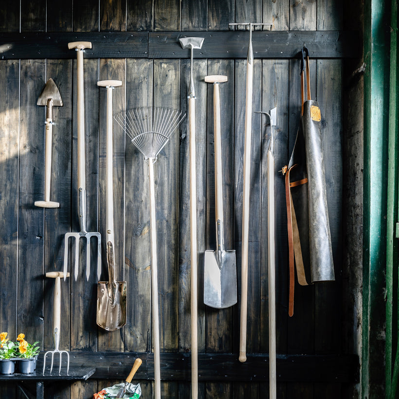 Garden Spades and Trowels