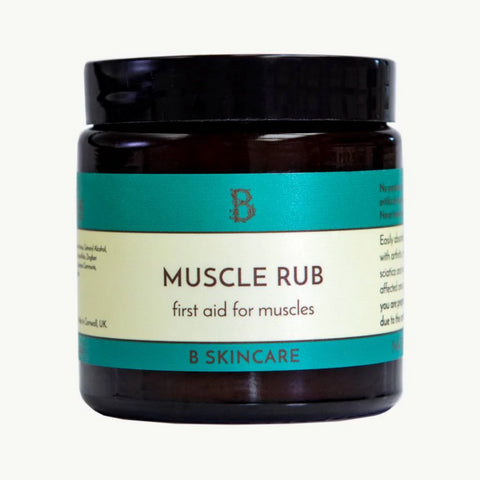 B Skincare Muscle Rub 100ml