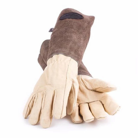 Bradleys Heritage Leather Gardening Gloves