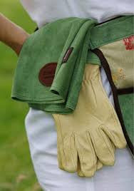 Bradleys Suede & Leather Gardening Gloves