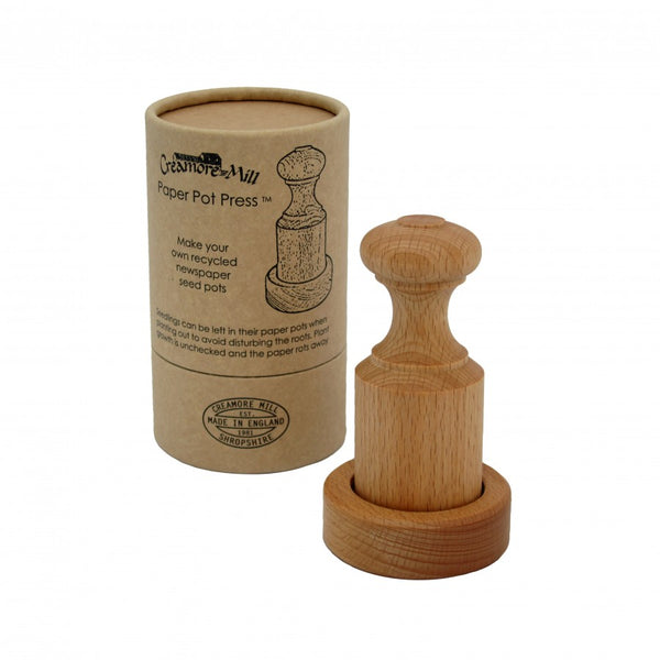 Creamore Mill paper Pot Press