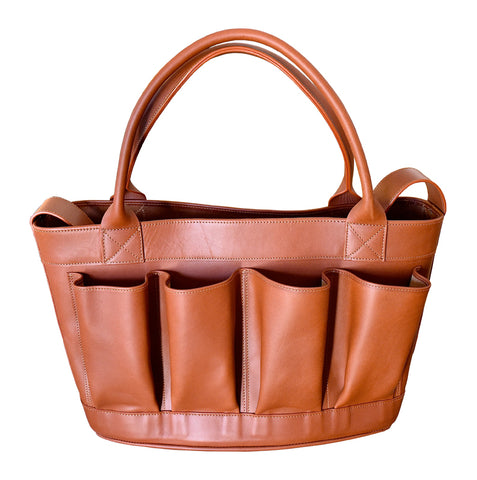 The Wonderful Garden Company Leather Garden Tote