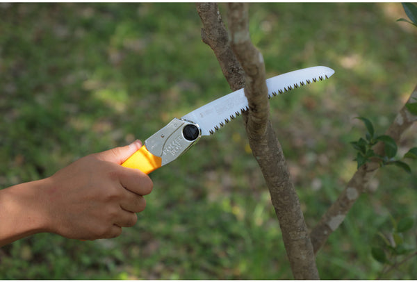Silky Fox: Pocketboy Curve Professional Pruning Saw