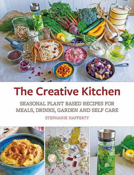 Stephanie Hafferty - The Creative Kitchen