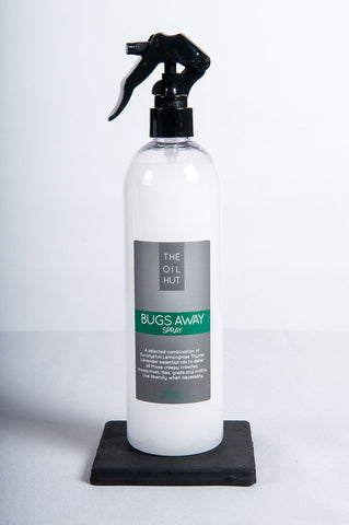 The Oil Hut Bugs Away Spray 500ml