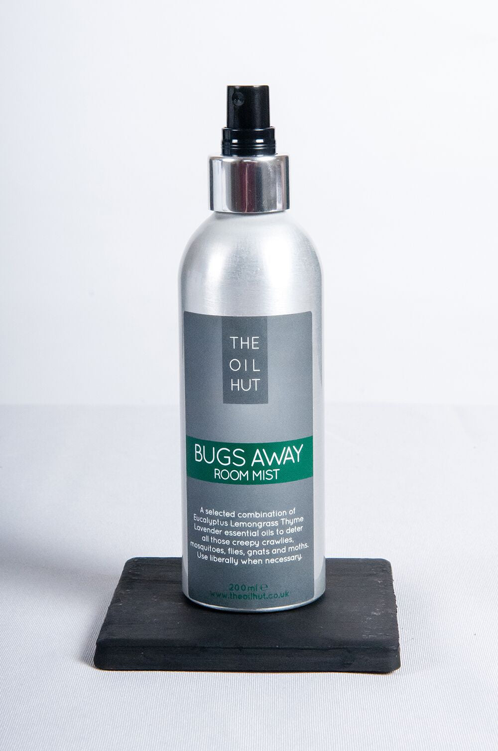 The Oil Hut Bugs Away Room Mist 200ml