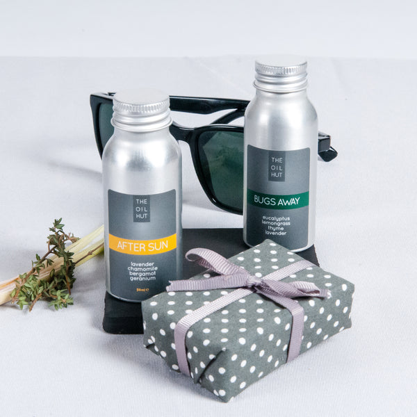 The Oil Hut Holiday Essentials Gift Set