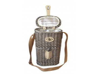 Willow Chilled Bottle Carrier for 2 Bottles